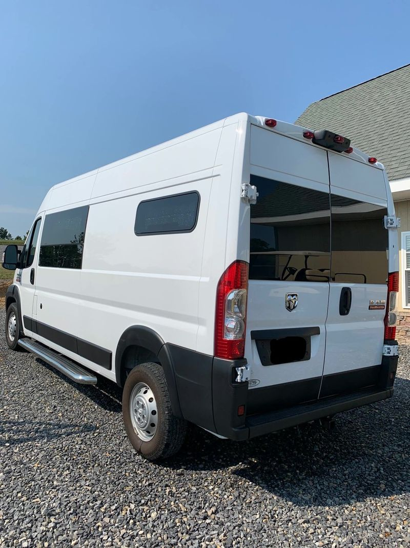 """Picture 5/27 of a 2019 Promaster 2500 159"""" High Roof van """"Jack"""" for sale in Millerstown, Pennsylvania"""