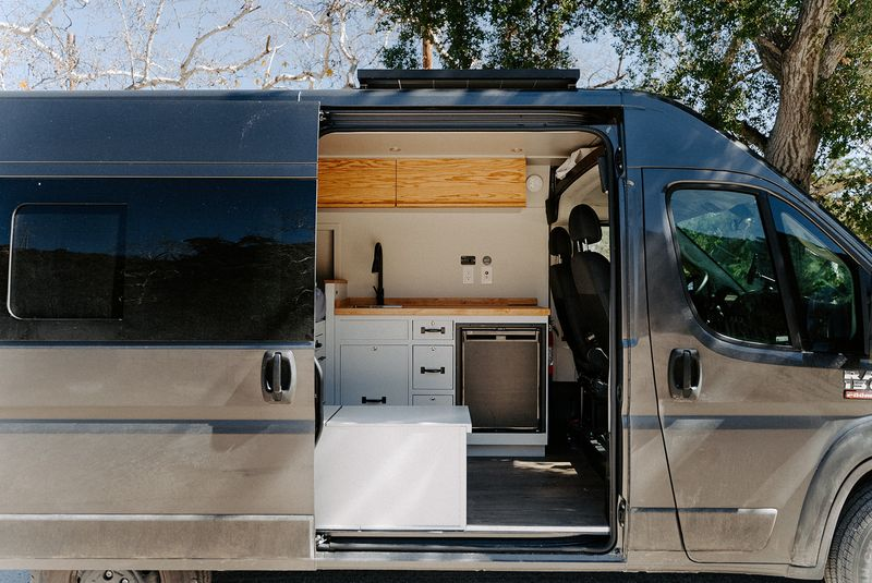 """Picture 2/14 of a 2020 Ram Promaster 136"""" """"Luda"""" for sale in Los Angeles, California"""