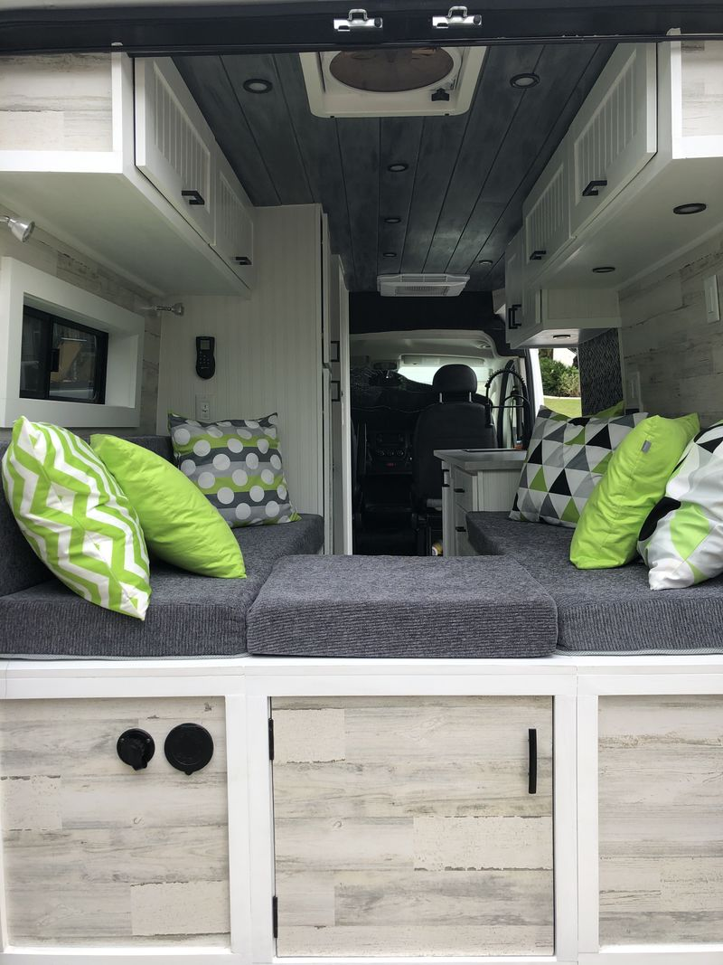 Picture 6/21 of a 2019 Ram Promaster 2500 van for sale for sale in Cape Coral, Florida
