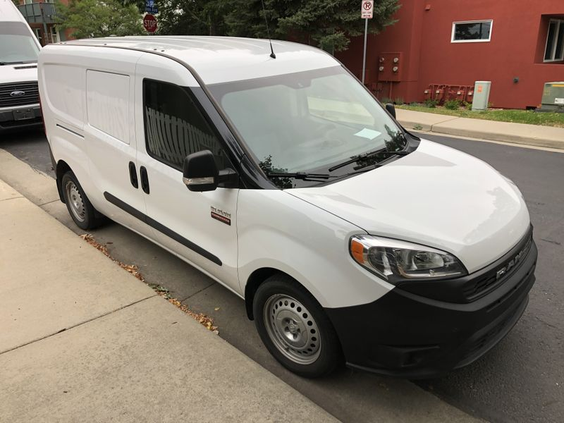Picture 1/18 of a 2019 Ram Promaster City campervan for sale in Boulder, Colorado