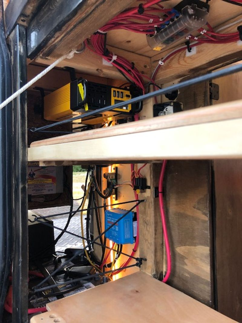 """Picture 6/24 of a 2008 Sprinter 144"""" / 2020 Conversion  for sale in Bellingham, Washington"""