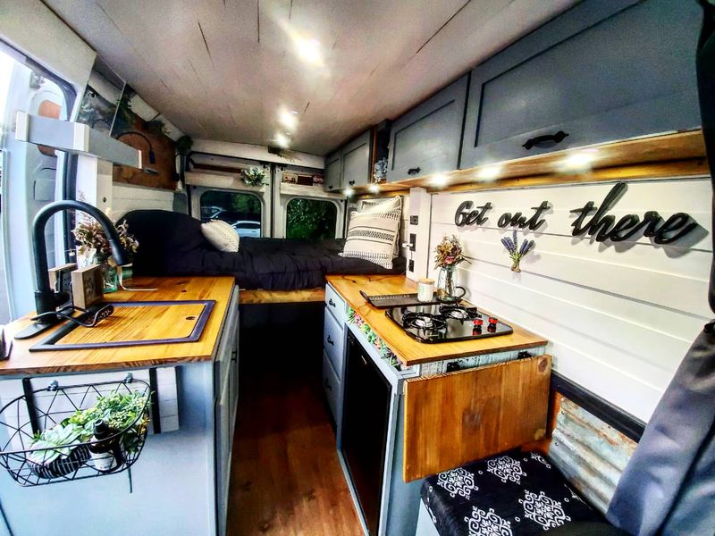 Picture 1/8 of a Beautiful new conversion! 2019 Promaster.  for sale in Slatington, Pennsylvania