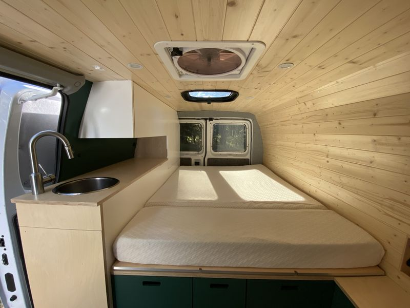 Picture 1/25 of a Newly converted camper van - Ford E 150  for sale in Applegate, California
