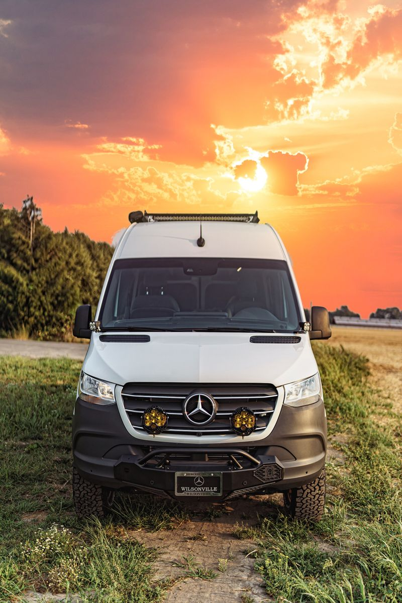 Picture 1/34 of a 2020 Mercedes-Benz 170 4x4 Sprinter Conversion for sale in Woodland, Washington