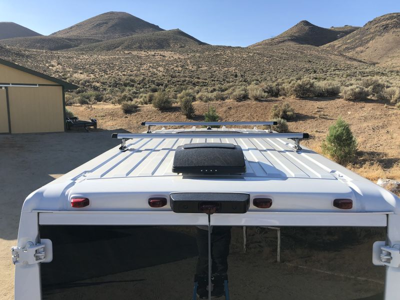 """Picture 6/12 of a 2015 RAM Promaster 118"""" EcoDiesel Conversion for sale in Carson City, Nevada"""