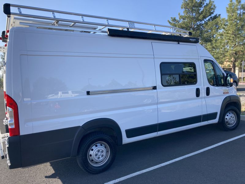 Picture 1/24 of a 2018 Ram Promaster 3500 Camper Van for sale in Bend, Oregon
