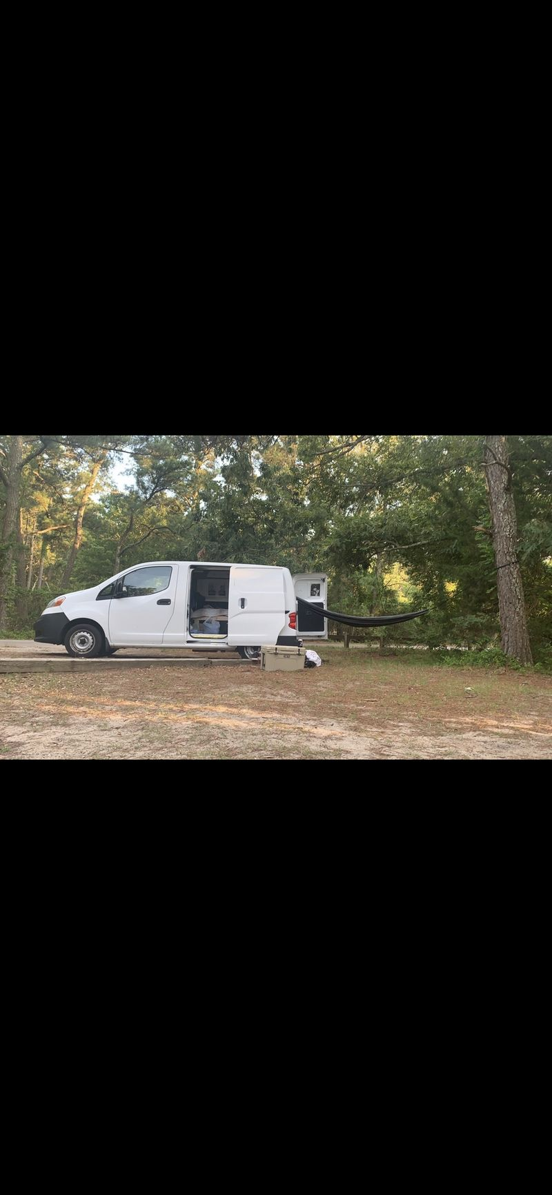 Picture 1/13 of a 2014 Nissan NV200 Campervan for sale in Virginia Beach, Virginia