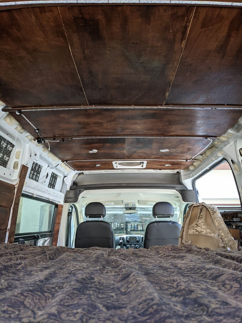 Picture 3/9 of a 2019 39k Miles Promaster Camper Van for sale in Corona, California