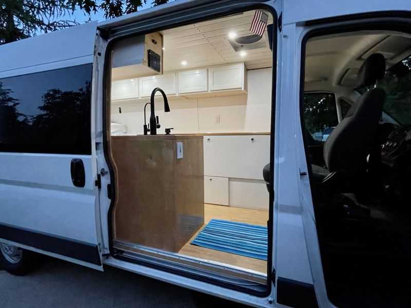 Picture 1/16 of a 2018 Ready to go Promaster for sale in Spokane, Washington