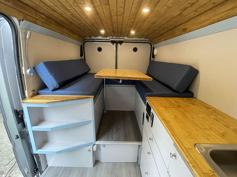 Picture 1/16 of a DIY Promaster Conversion for sale in Durham, North Carolina