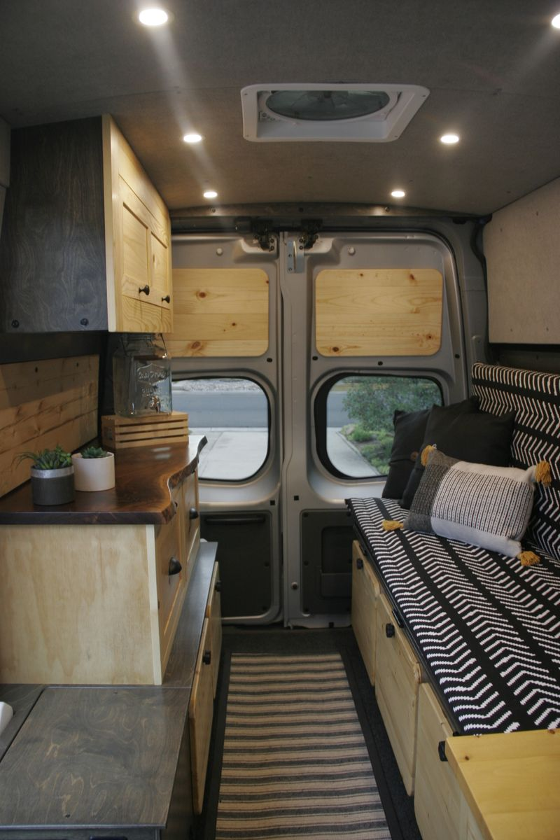 Picture 6/22 of a 2018 Nissan NV2500 4x4 Camper Van 5.6L V8 for sale in Fort Collins, Colorado