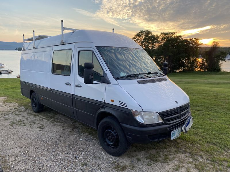 Picture 1/17 of a SOLD - 2006 Sprinter Van High top fully loaded for sale in Wolfeboro, New Hampshire