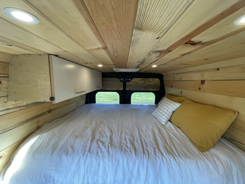 Picture 6/13 of a 2020 Ram Promaster Conversion Camper Van for sale in Bellingham, Washington