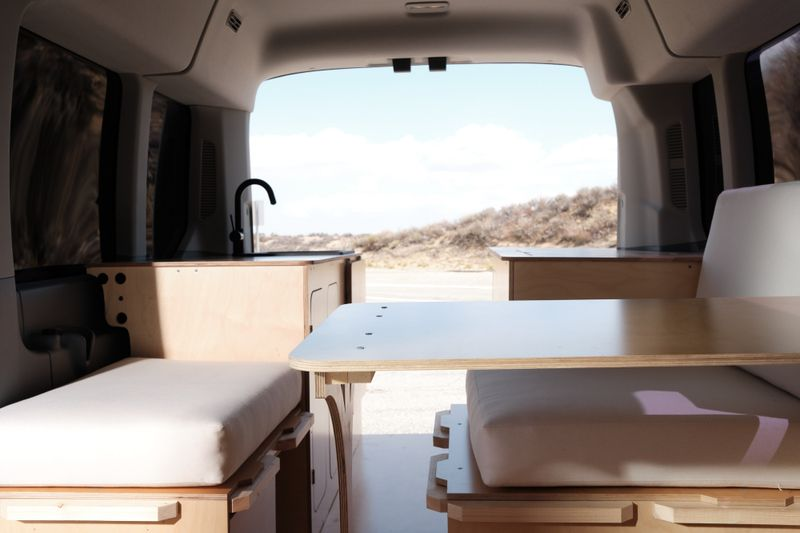 Picture 1/12 of a 2018 Ford Transit Passenger - VanLab USA kit for sale in Topanga, California