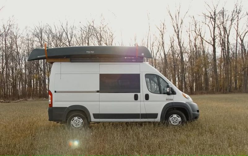 Picture 1/13 of a 2017 Dodge Ram promaster 2500 136 for sale in Bigfork, Montana