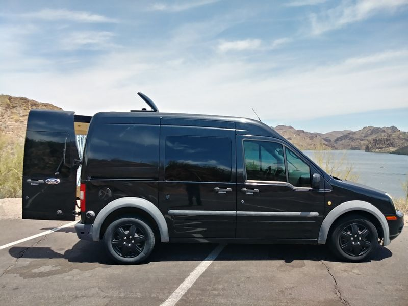 Picture 2/16 of a 2010 Ford Transit Connect Camper Van for sale in Mesa, Arizona