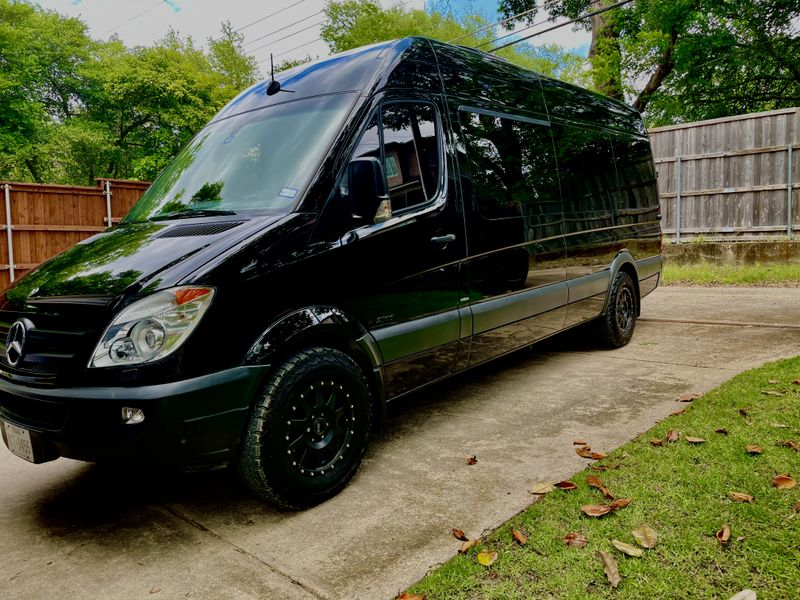 Picture 1/14 of a Mercedes Sprinter Only 32K Miles for sale in Dallas, Texas