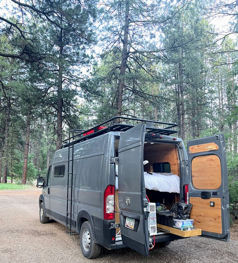 Picture 5/10 of a Professionally Built 2020 Ram Promaster Campervan for sale in Gilbert, Arizona