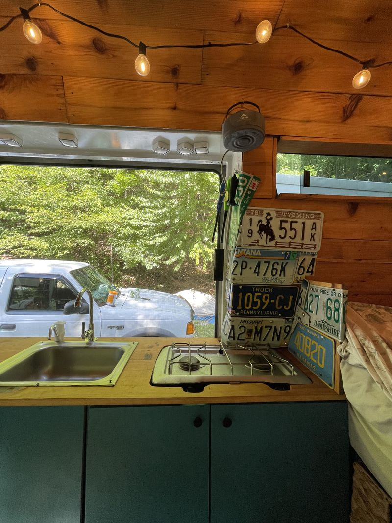 Picture 6/38 of a Tina the Minibus for sale in Belmont, New Hampshire