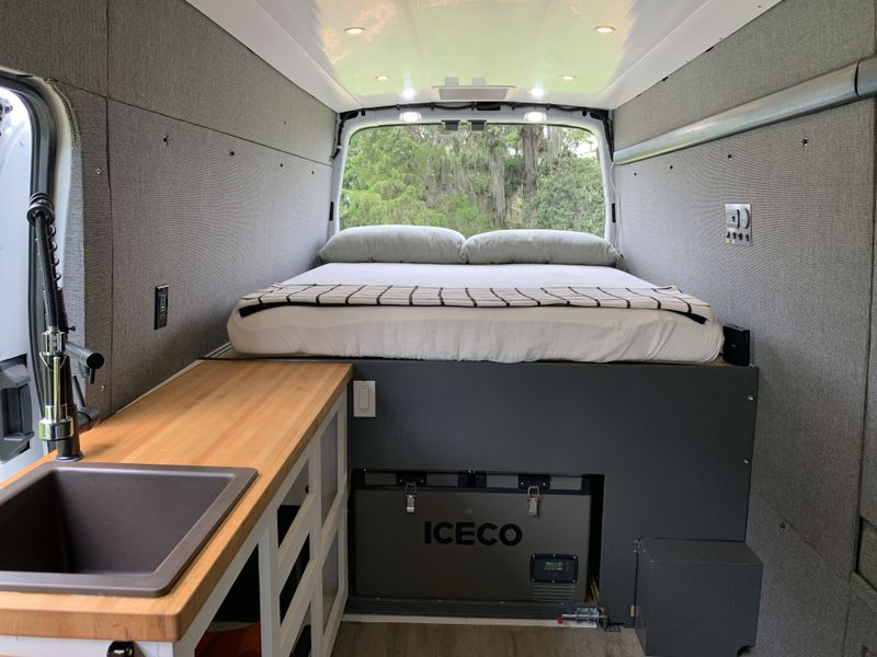 Picture 4/11 of a 2020 Ford Transit Conversion for sale in Lufkin, Texas