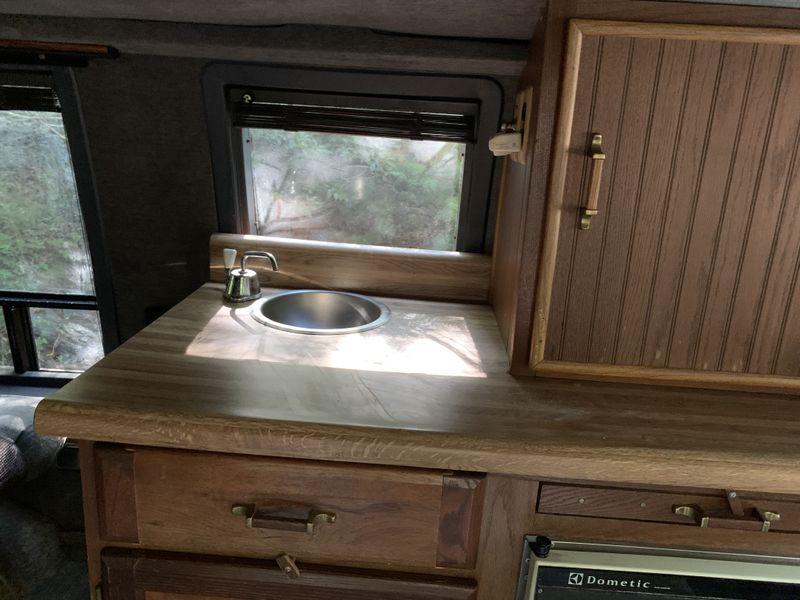 Picture 4/21 of a 1989  Bivouac  E150 Camper Van for sale in Brevard, North Carolina