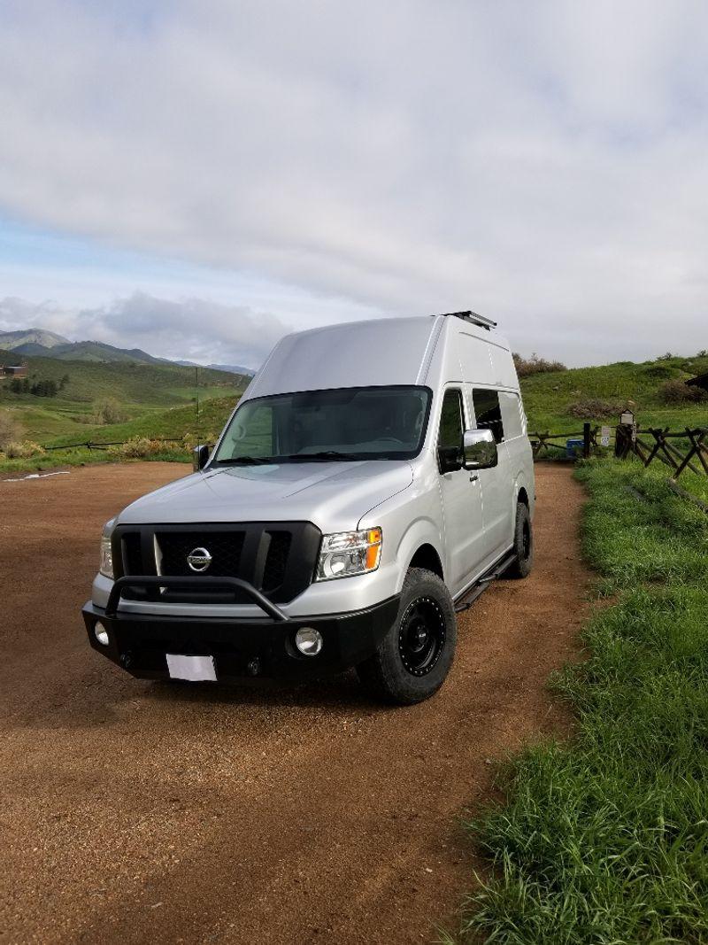 Picture 2/22 of a 2018 Nissan NV2500 4x4 Camper Van 5.6L V8 for sale in Fort Collins, Colorado