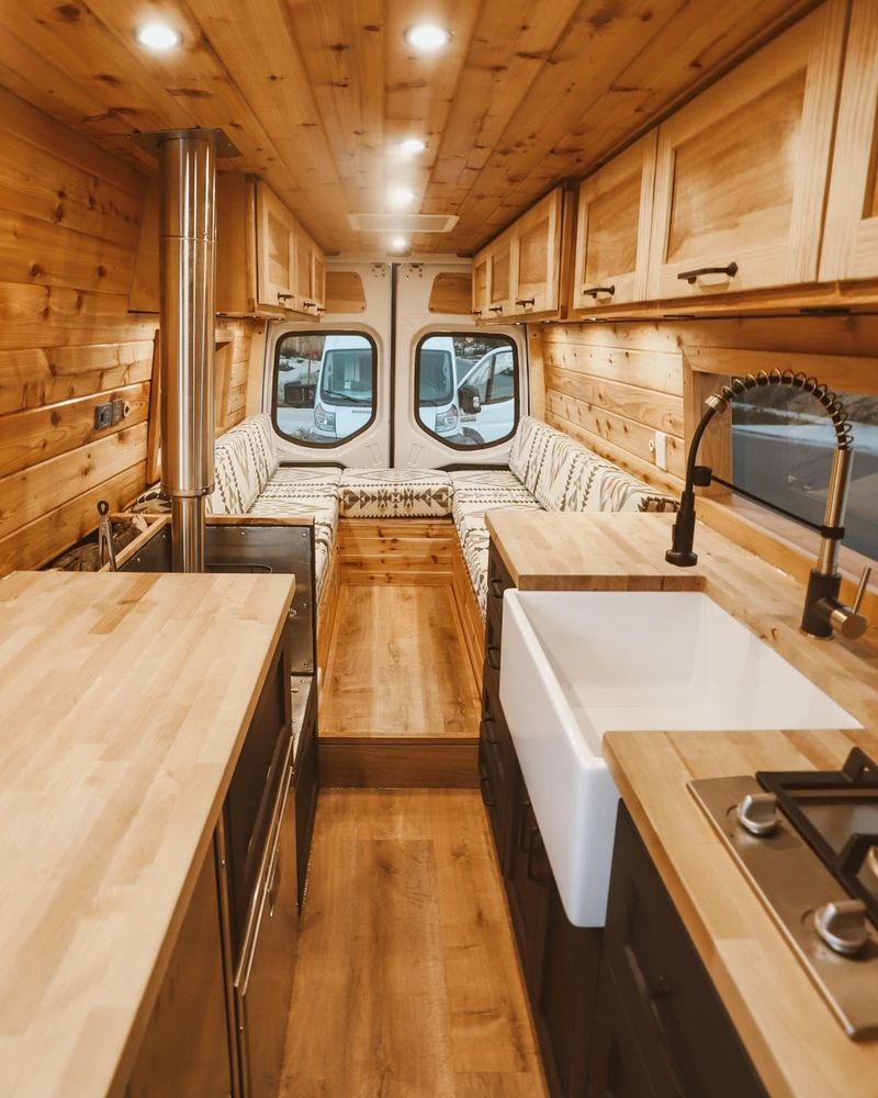 Picture 4/21 of a 2019 Mercedes Sprinter Conversion for sale in Austin, Texas