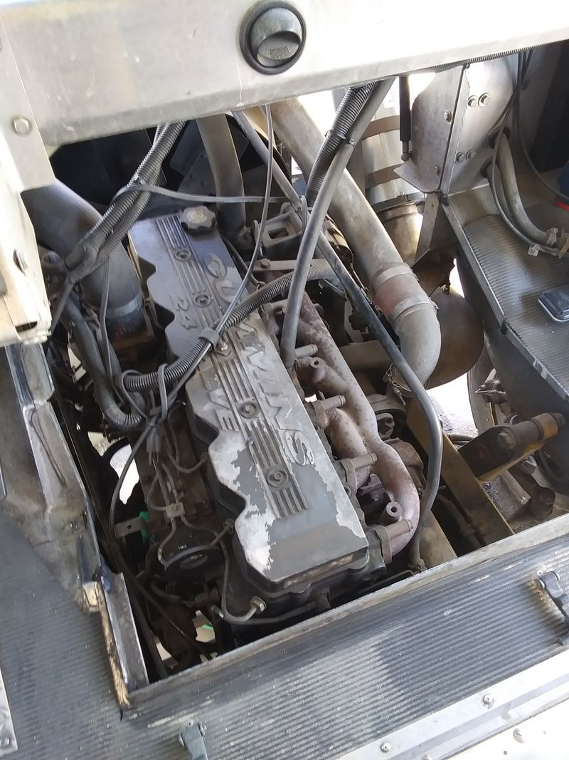 Picture 5/20 of a 2000 Frieghtliner MT-45 5.9 turbo all aluminum for sale in Tulare, California