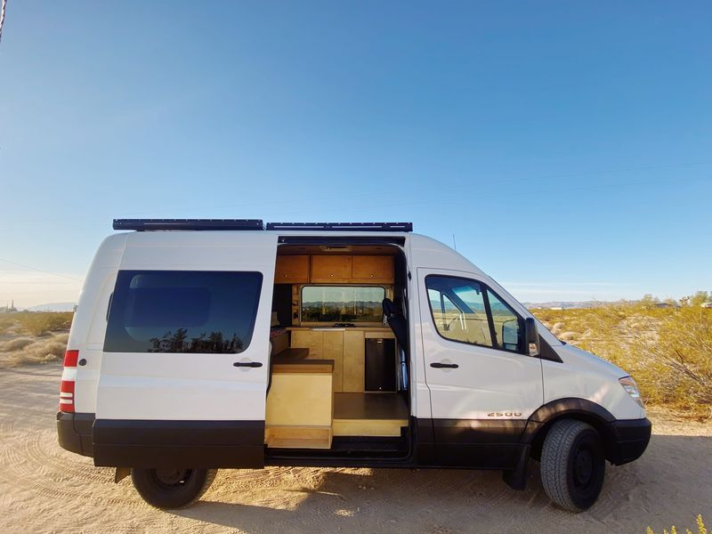 Picture 1/5 of a BEST OFFER! 2008 Mercedes Van - 2020 Conversion  for sale in Los Angeles, California