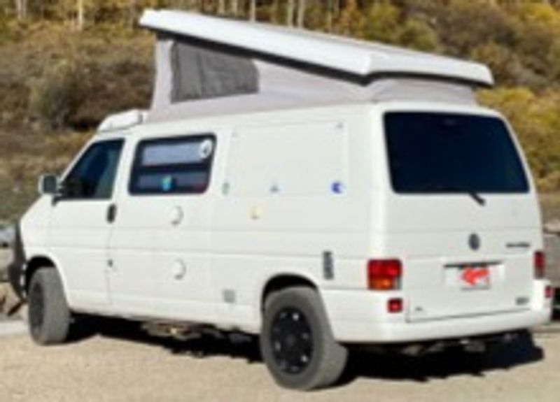 Picture 3/9 of a 2000 Eurovan Camper for sale in Longmont, Colorado