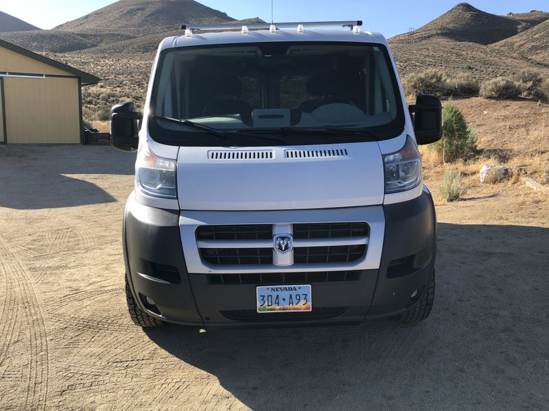 """Picture 4/12 of a 2015 RAM Promaster 118"""" EcoDiesel Conversion for sale in Carson City, Nevada"""