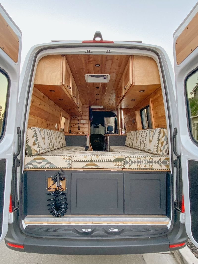 Picture 5/21 of a 2019 Mercedes Sprinter Conversion for sale in Austin, Texas