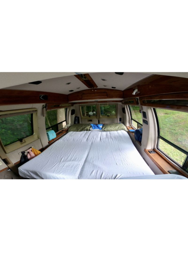 Picture 2/13 of a 2000 Dodge Ram Van 1500 High Top Conversion for sale in San Francisco, California