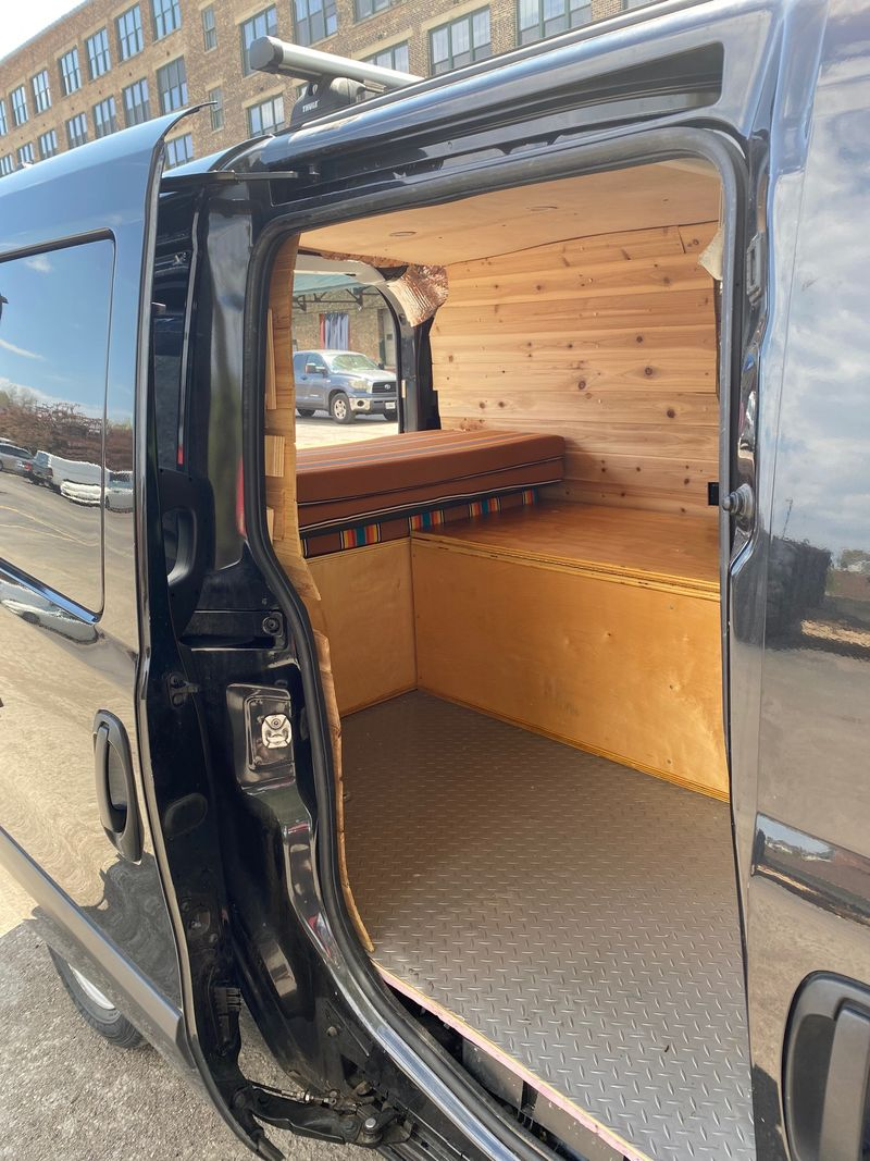 Picture 5/19 of a 2015 Promaster City Micro Camper Van for sale in Chicago, Illinois