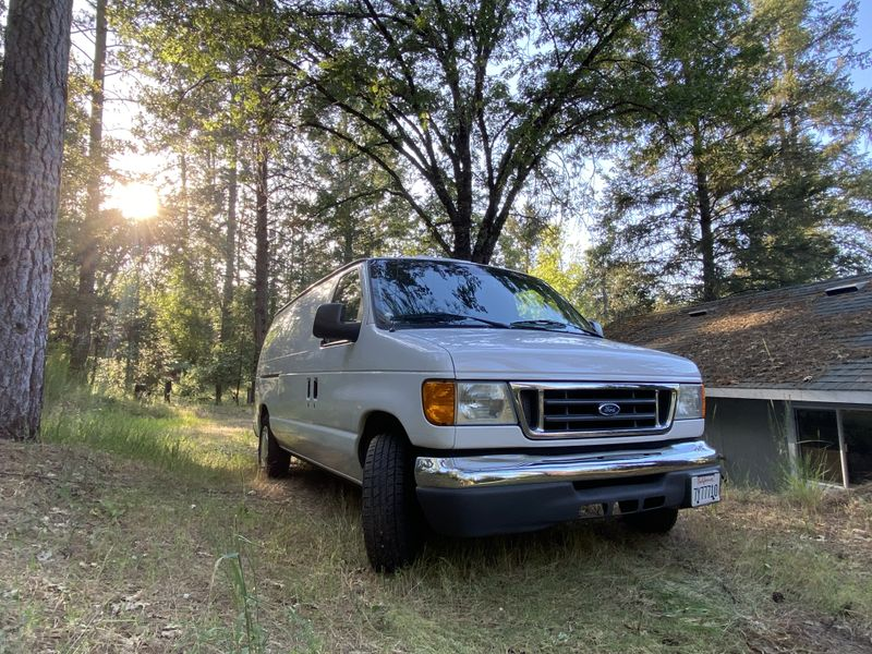 Picture 5/25 of a Newly converted camper van - Ford E 150  for sale in Applegate, California