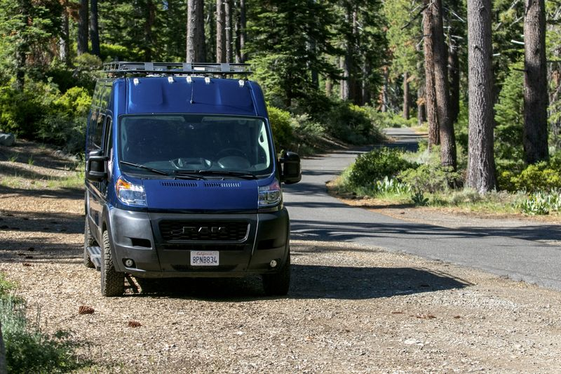 """Picture 3/25 of a 2020 Ram Promaster 2500 159"""" WB High Roof for sale in South Lake Tahoe, California"""