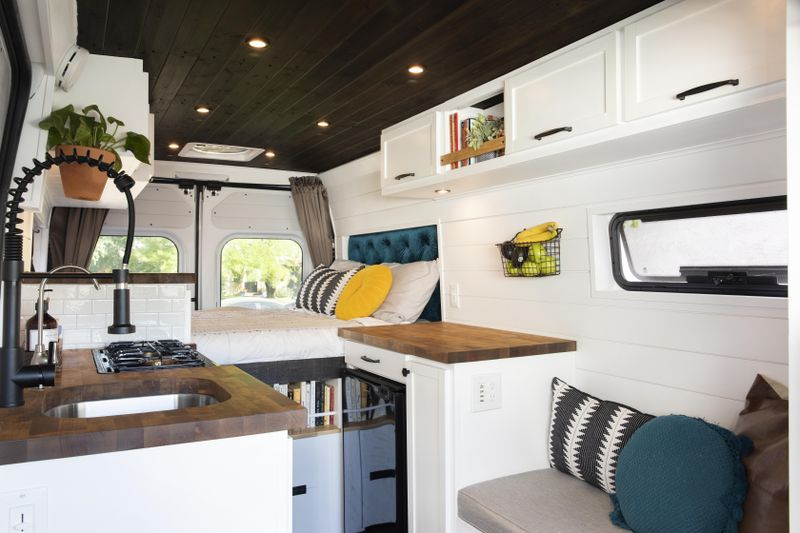 Picture 4/20 of a 2019 Promaster Conversion (Brand new 2021 build) for sale in Weatherford, Texas