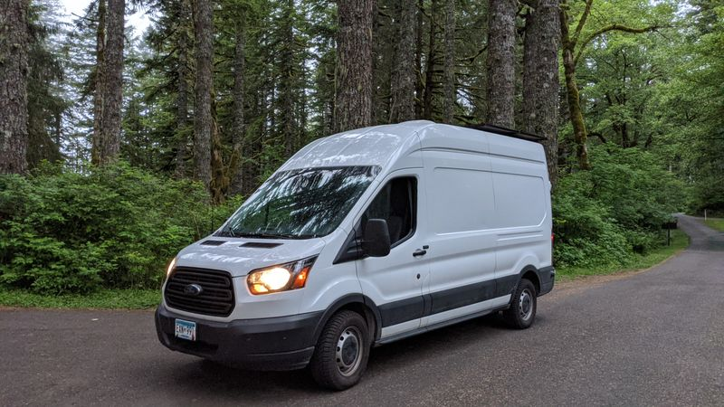 Picture 2/19 of a 2017 ford Transit 350 stealth campervan for sale in Cold Spring, Minnesota