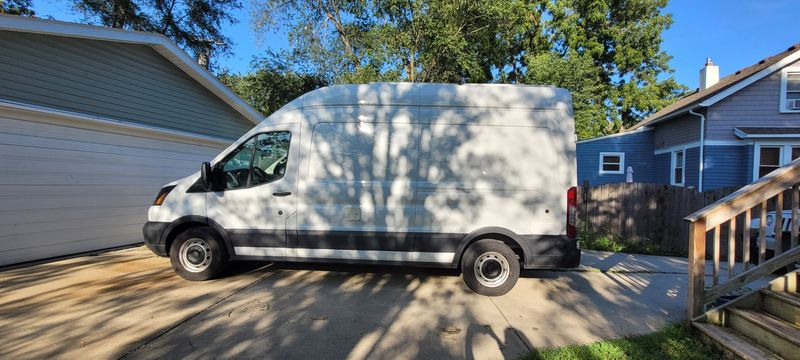 Picture 4/22 of a FINISHED! 2018 Ford Transit High Roof Extended Cab for sale in Clawson, Michigan