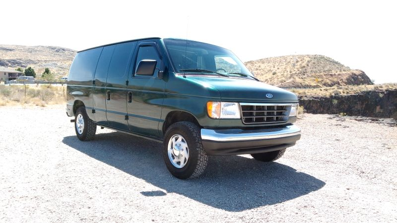 Picture 2/39 of a 1994 Ford E250 Cargo - Camper Van for sale in Hurricane, Utah