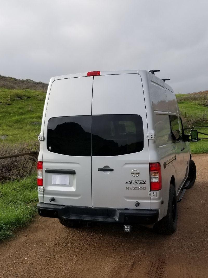 Picture 4/18 of a 2018 Nissan NV2500 4x4 Camper Van 5.6L V8 for sale in Fort Collins, Colorado