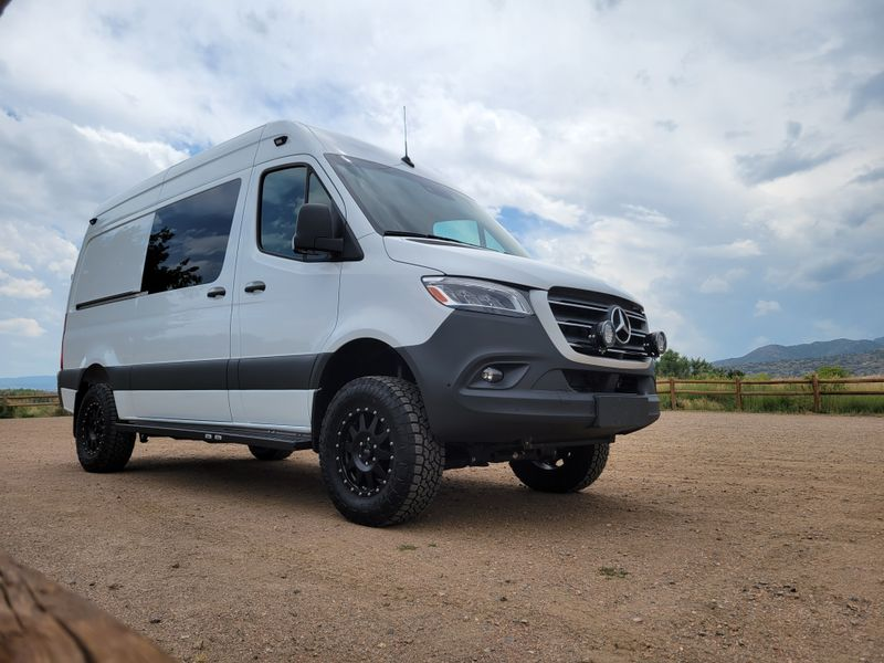 Picture 5/8 of a 2020 Mercedes Sprinter 4x4 Campervan for sale in Littleton, Colorado