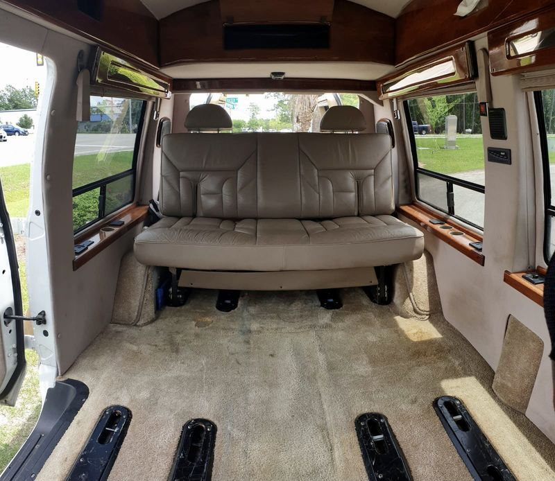 Picture 3/13 of a 2000 Dodge Ram Van 1500 High Top Conversion for sale in San Francisco, California