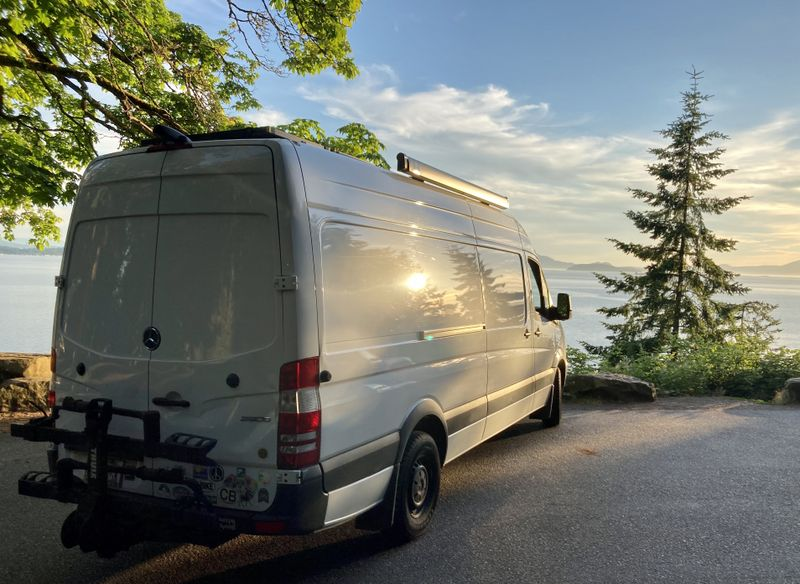 Picture 1/8 of a 2017 Mercedes Sprinter for sale in Boise, Idaho