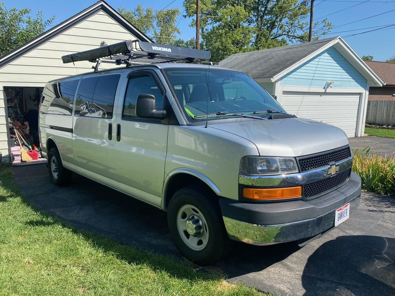 Picture 5/11 of a 2010 Chevy Express Extended 3500 CamperVan for sale in Dayton, Ohio
