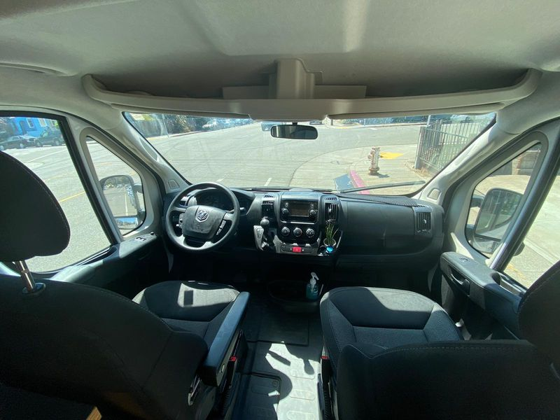 Picture 5/6 of a Promaster 2019 fully loaded off grid unique design glamper for sale in Oakland, California