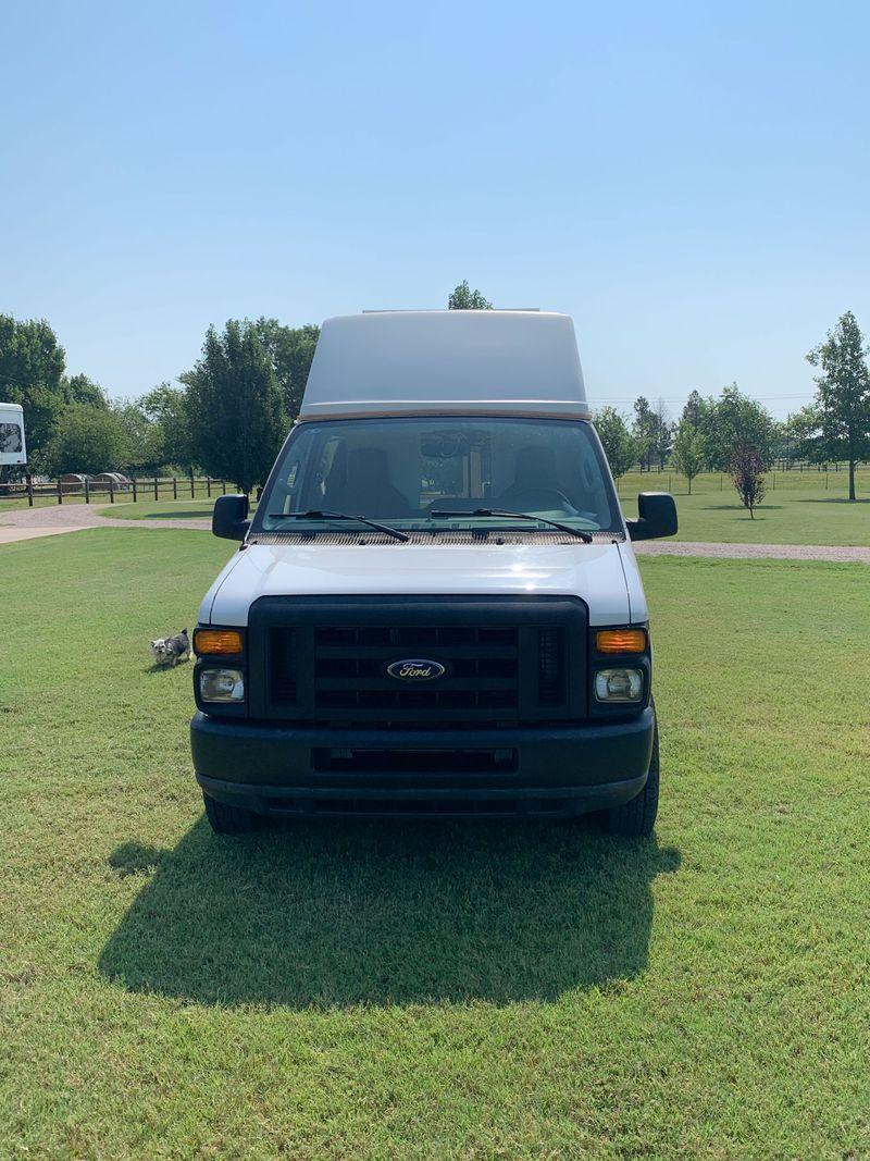 Picture 6/23 of a Fully Converted 2011 Ford E350 for sale in Whitesboro, Texas