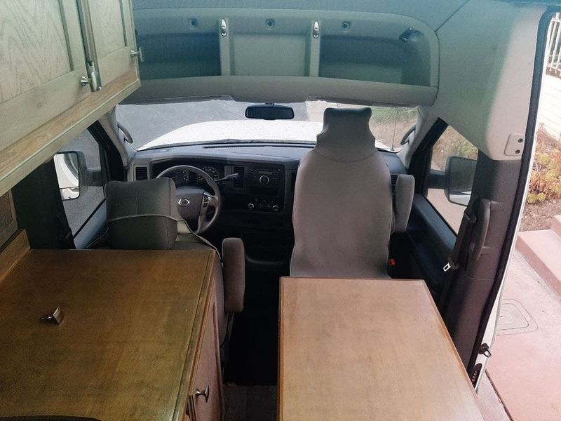 Picture 3/18 of a Camper, 11,100 miles, 2017 HighTop Nissan- for sale in Tustin, California