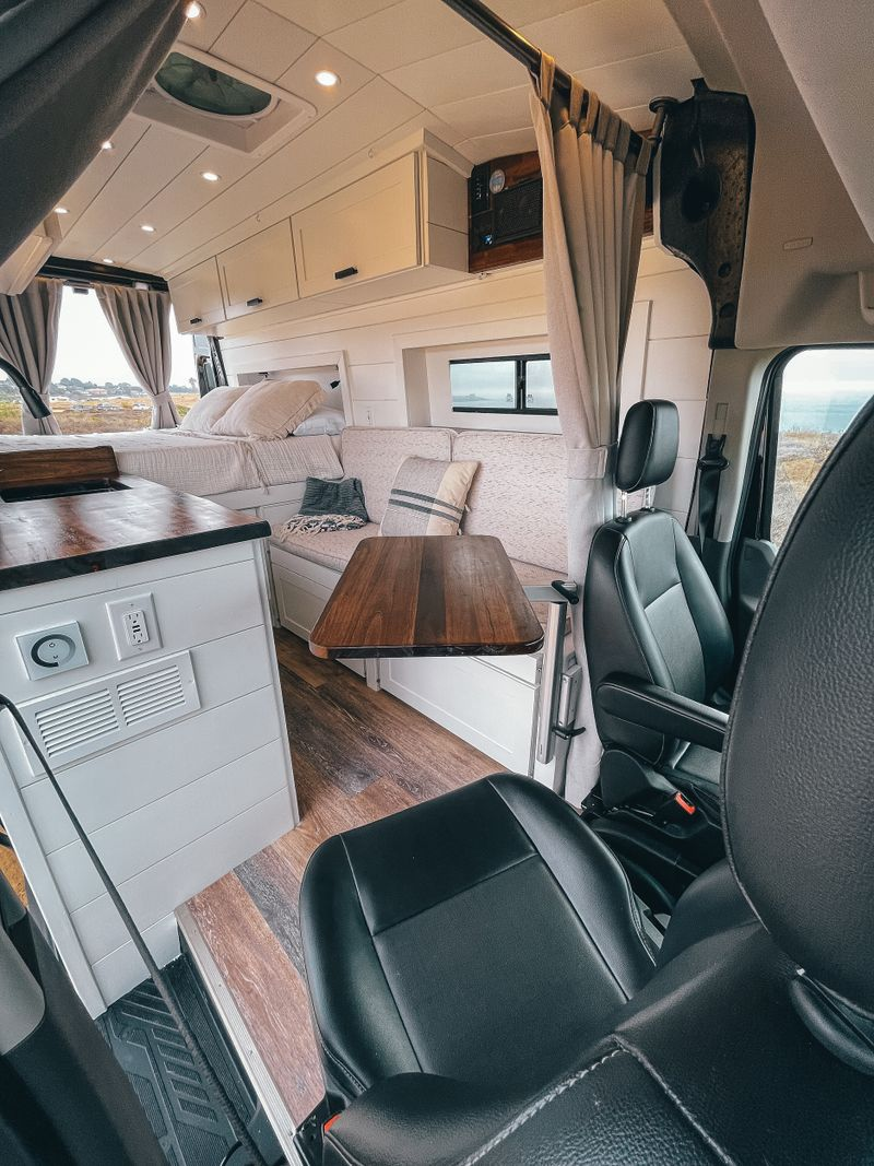 Picture 2/25 of a Price Reduced to Sell! AWD 2020 Ford Transit 350 for sale in Oceanside, California