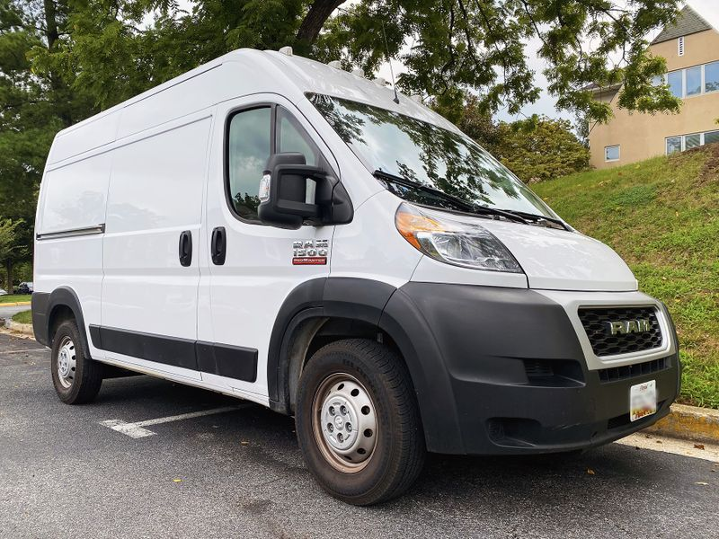 Picture 2/13 of a 2019 Dodge Ram Promaster 1500 for sale in Baltimore, Maryland